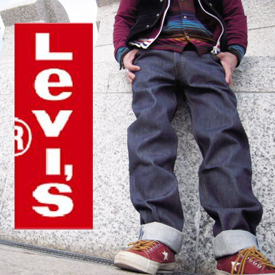 Levi's・・・USA Levis 501 Shrink-to-Fit Jean Rigid
